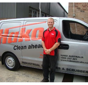 Hako Australia expands national service team in Victoria