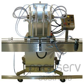 4 Head Automatic Filling Machine | Asset Packaging AMF