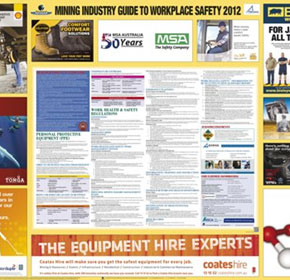 Mining industry safety guide focuses on WHS regulations