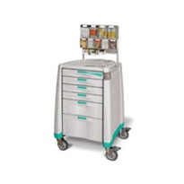 AC Self-Locking Anaesthesia Cart | Artromick