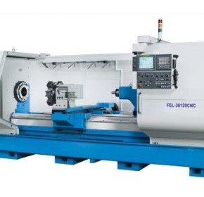 CNC Lathe & Turning Machine