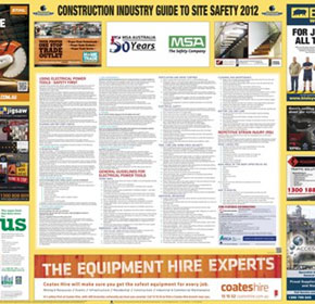 Victorian construction industry to receive free safety info