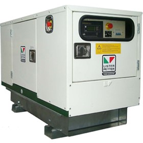 Water Cooled Diesel Generator | LLD95A
