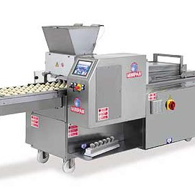 Bakery Depositor, Wire-Cutter Extruder | Minipan Comby3