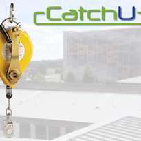 Rescue Winch | CatchU Rescue Winch/Arrestor