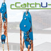 Rescue/Access Pulley | CatchU Pulley System