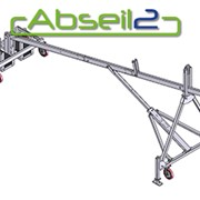 Portable Abseiling System | Abseil2 Roof Jockey