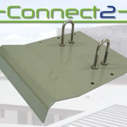 Connect2 Abseil Gutter Protection Bracket for Roof Gutters