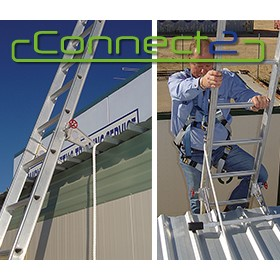 Portable Ladder Bracket | Connect2 Portable Ladder Bracket