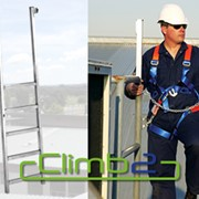 Access Ladders | Ladderhead with Arrest Brackets