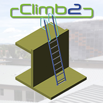 Access Ladders | Climb2 Ladder Section