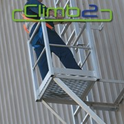Rest Platforms | Climb2 Ladder Rest Platform