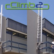 Access Ladders | Climb2 Concealed External Access Ladder