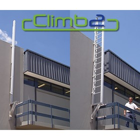 Access Ladders | Concealed External Access Ladder