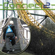 Horizontal Safety Runner | Connect2 Horizontal Safety Runner