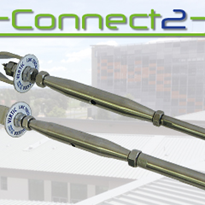 Swaged Tensioner | Connect2 ST-2 Swaged Tensioner