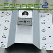 Connect2 Fixed Intermediate Surface Mount  for Lifelines