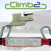 Climb2 CLL107 Fall Arrester with Shock  Absorber