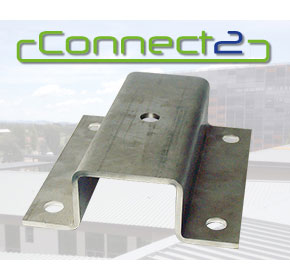 Concrete Post | Connect2 Concrete Universal Post