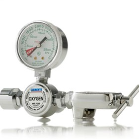 Medical Oxygen Regulators | Clements Pin Indexed Yoke ANA74200