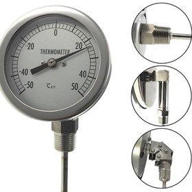 Industrial Bimetal Thermometer