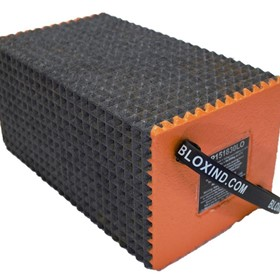 BP151830LO Profiled Safety Support | Cribbing Blocks 4 sided