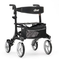 Drive Carbon Fibre Nitro Elite Super Light Weight Seat Walker