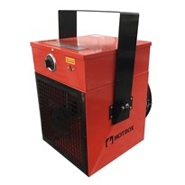 Industrial Fan Heaters - Axial Hot Box