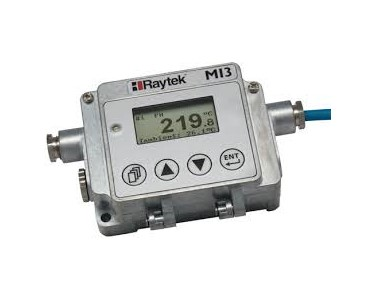 Compact Infrared Temperature Transmitter | Raytek Mi3