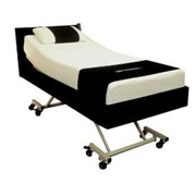 King Size Single Hi Lo Adjustable Electric Hospital Bed | I-Care 333