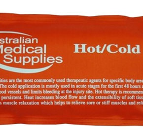 Medium Hot and Cold Packs for Therapy