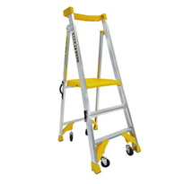 Bailey Job Station Platform Stepladder Pro AL P170