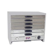 Pie Warmer with Drawers | 80 Pies RO-80DT
