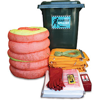 Spill Kit - Marine and Water 275L Absorbent Capacity (SKW360)