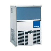 Medium Ice Cube Jet Line Ice Machine | Icematic JET40M