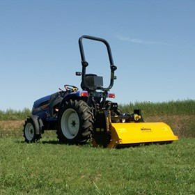 Muthing Mulcher | Series MU-ECOTOP Flail Mower