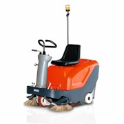 Hako Ride on Sweeper | Sweepmaster B800R