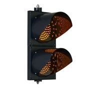 LED Traffic Lights | 2 Aspect 200MM Wig-Wag