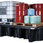 Drum / IBC Bund | Polyethylene - Double IBC