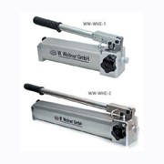Single Speed Hydraulic Hand Pump