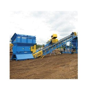 Pilot Crushtec GFH560 H/Speed Grizzly Feed Hopper