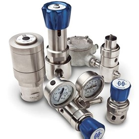 Pressure Reducing Regulators | GO Regulator®