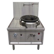 Oxford Wok Single-Hole Turbo Jet Waterless Wok
