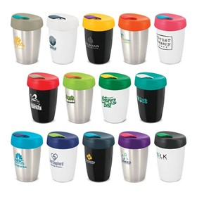 Stainless Steel Reusable Coffee Cups