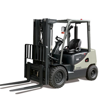 2.5 - 3.5 Ton Diesel Forklifts | Crown CD Series