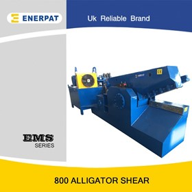 UK Enerpat Alligator Shear Machine