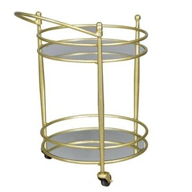 Classic Bar Cart Trolley | Athena