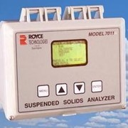 Online Total Suspended Solids Analyser - Royce Technologies - 7011A