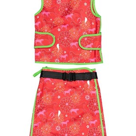 Lightweight WESV Top & Skirt Lead Apron, Size SMALL - Clearance Price!