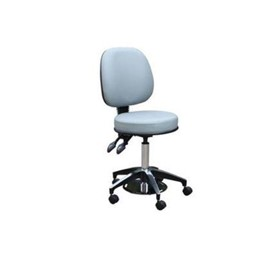 Foot Control Surgeon Stool With Backrest